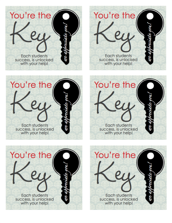 Your the key image