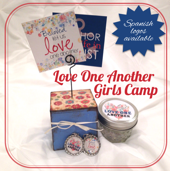 Love One Another-Girls Camp